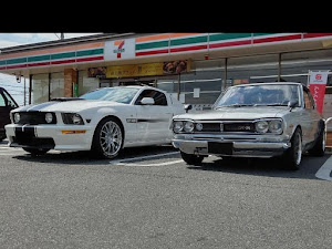 マスタング クーペ  GT Californiaspecialのカスタム事例画像 T さんの2020年04月11日18:42の投稿