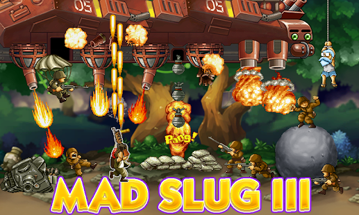 Ace Force - Mad Slug 3 screenshot