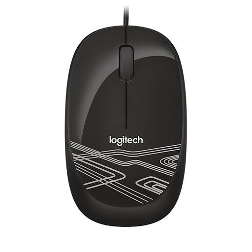 Chuột máy tính Logitech M105 (Đen)