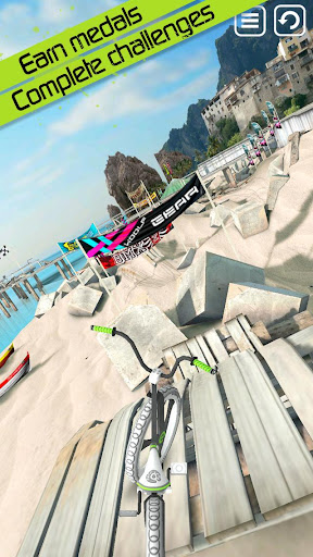 Touchgrind BMX 1.29 Screenshots 4