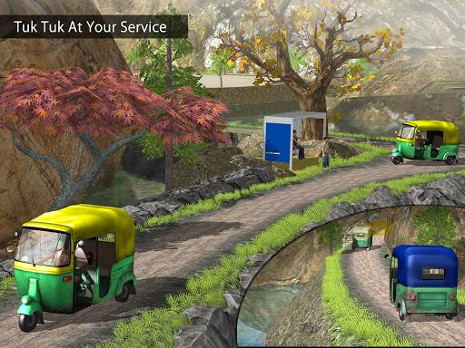 Off Road Tuk Tuk Auto Rickshaw screenshots 13