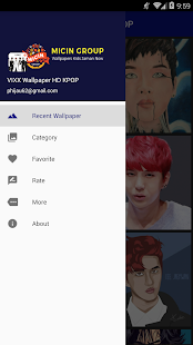 VIXX Wallpaper HD KPOP - náhled