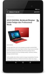 Majalah Pulsa screenshot