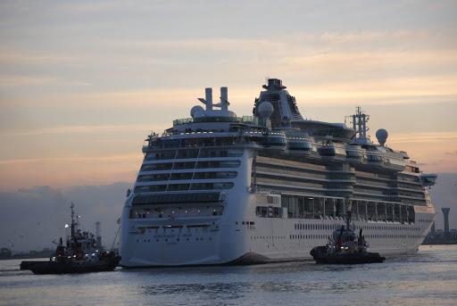 Big-ship cruises to Alaska finally resume today after a nearly 2-year hiatus