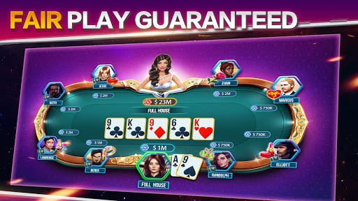 Winning Pokeru2122 - Free Texas Holdem Poker Online apkslow screenshots 1