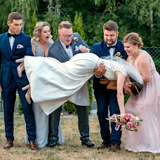 Wedding photographer Piotr Ulanowski (ulanowski). Photo of 18.06.2018