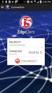 F5 BIG-IP Edge Client- screenshot thumbnail