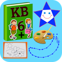 Dots Drawing & Coloring Plus icon