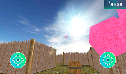 Labyrinth 3  random 3D labyrinth APK screenshot thumbnail 1