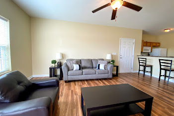 Go to Short-Term Furnished Rental Floorplan page.