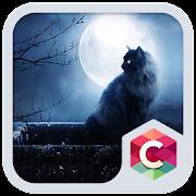 Moonlight Cat Theme HD