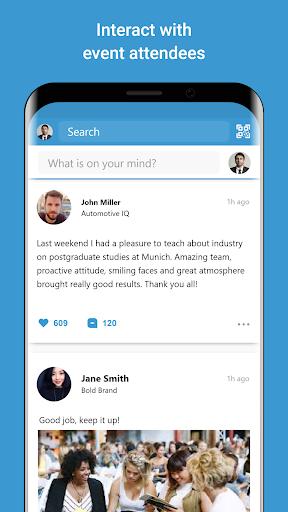Screenshots des Shared Services Network 2