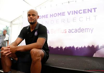 Anderlecht oefent zonder Kompany tegen Oudenaarde