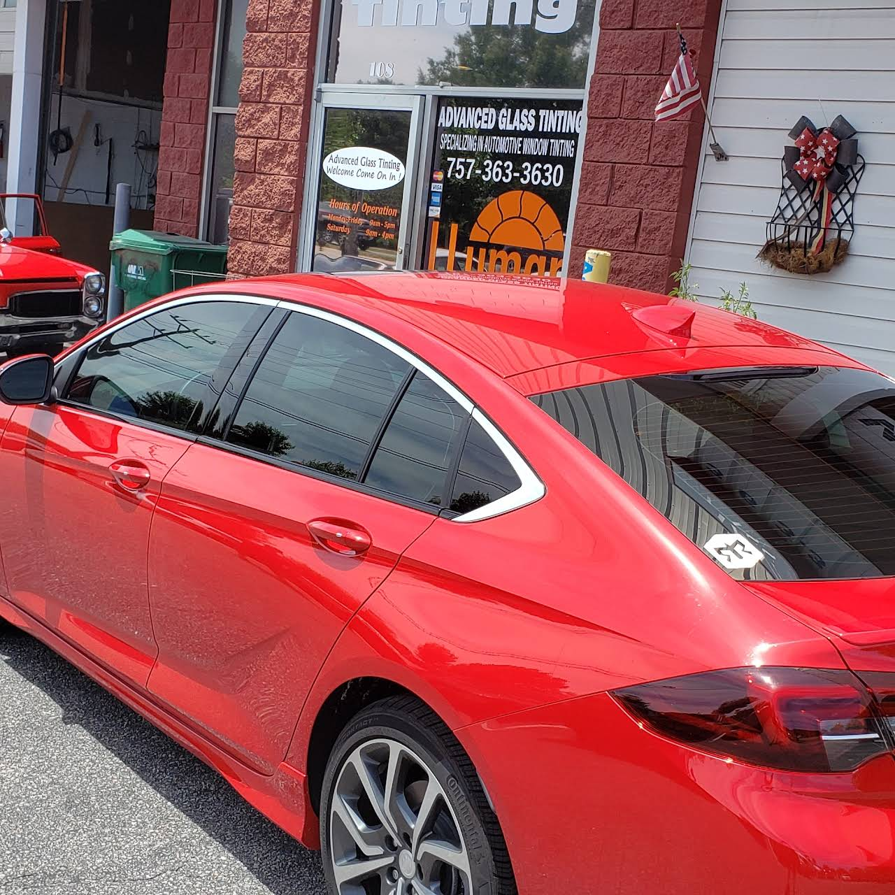 Tnt Tinting Virginia Beach >> Advanced Glass Tinting Window Tinting Service In Virginia Beach