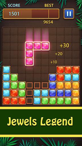 Block Puzzle Jewels Legend screenshot 1