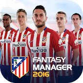 Atlético de Madrid Manager '16