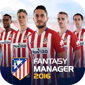 Atlético de Madrid Manager '16 for PC and MAC
