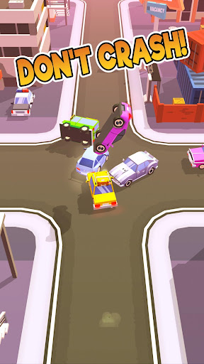Taxi Run - Crazy Driver  screenshots 23