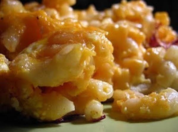 Mac-n-cheese-n-crackers Recipe
