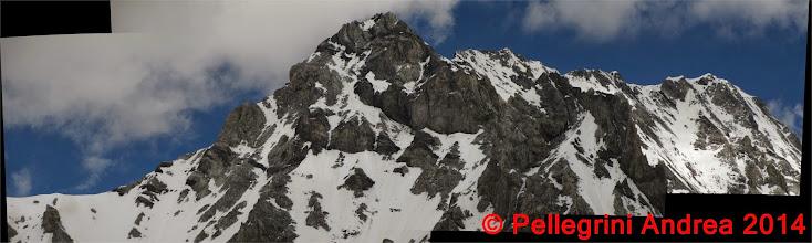 Photo: Panorama 3 Suldengrat dalla Vedretta dello Zebru