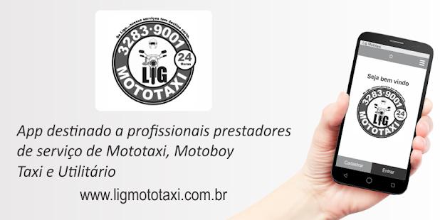 Lig Mototáxi - Profissional - náhled
