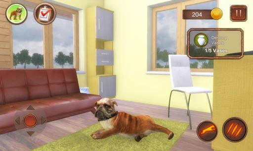 Bull Dog Simulator 1.0.1 screenshots 2