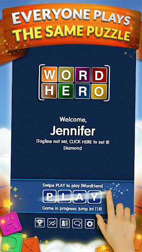 WordHero : best word finding puzzle game 13.5.0 screenshots 2