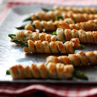 Asparagus And Puff Pastry Appetizer Recipes.