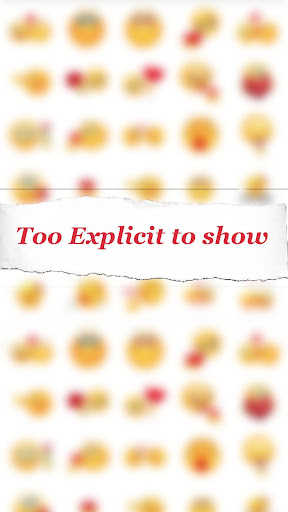 Adult Emojis - Dirty Edition 1.0 screenshots 9