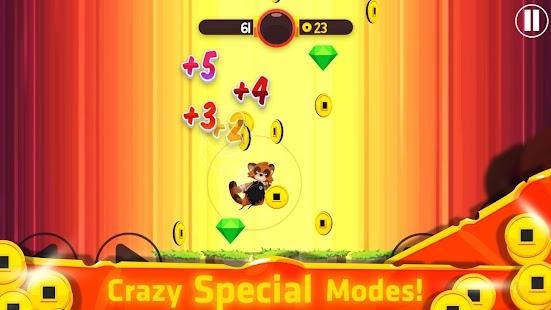 Tanoo Jump Cartoon Arcade game- screenshot thumbnail