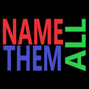 Name Them All - Trivia Word Game
