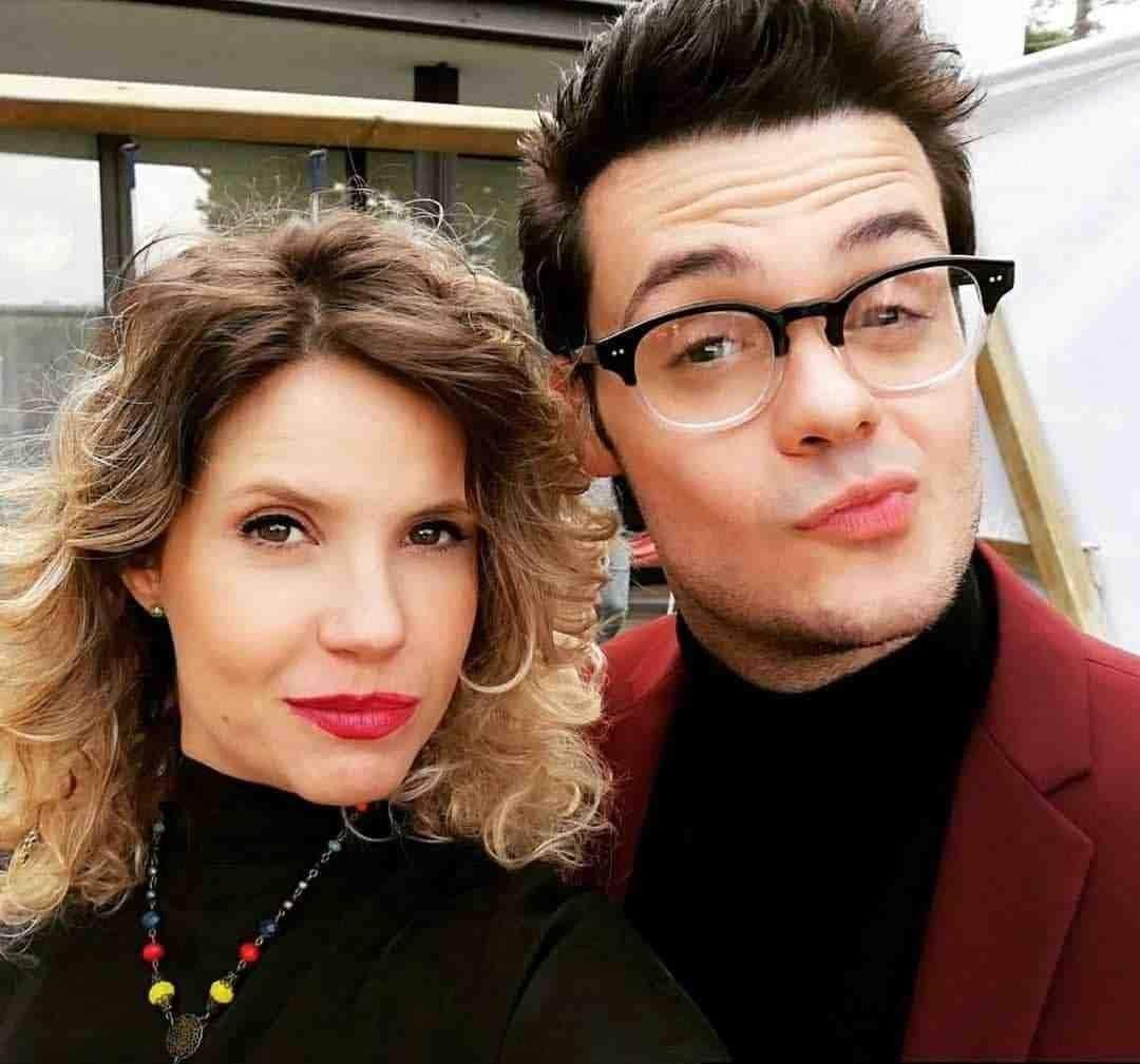 Tati Pasquali e Victor Brennand  Série Live do Instagram