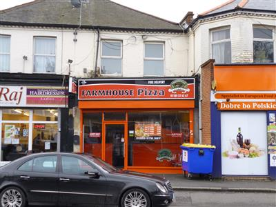 Farmhouse Pizza On Oxford Road Pizza Takeaway In City