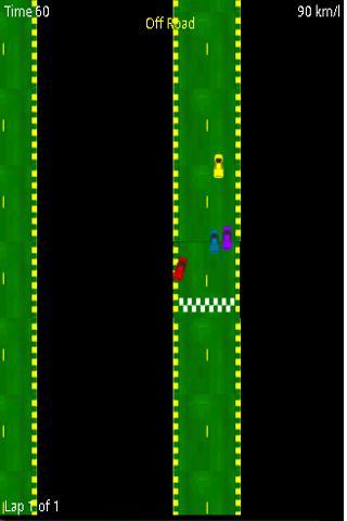 ZeptoRacer screenshot 1