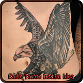 Eagle Tattoo Design Idea
