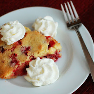 Cranberry Surprise Pie