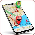 Number lookup : Live Mobile Location icon