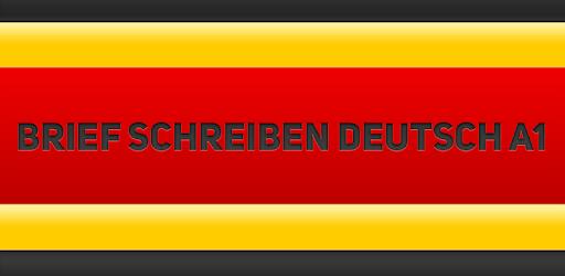 приложения в Google Play Brief Schreiben Deutsch A1