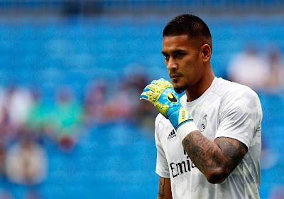 Le Real Madrid a tranché concernant Alphonse Areola, la doublure de Thibaut Courtois