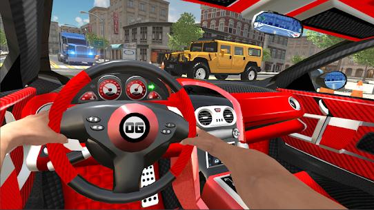 Car Simulator McL MOD (Unlimited Money) 3