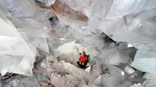 La Geoda de Pulpí, una formación rocosa única a nivel mundial