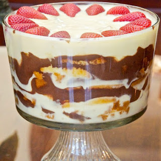 Zuppa inglese (Italian Trifle).