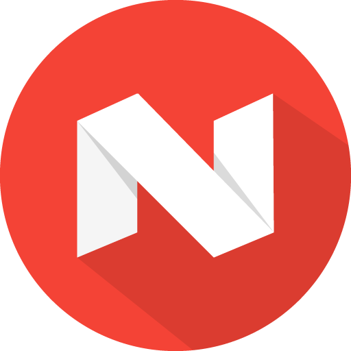 N Launcher - Nougat 7.0 file APK for Gaming PC/PS3/PS4 Smart TV