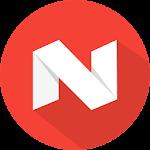 N Launcher - Nougat 7.0 Icon