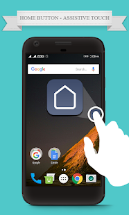 Home Button for Android Assistive Touch - náhled