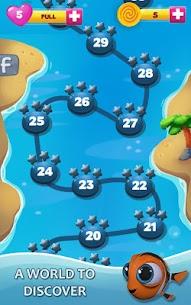 Bubble Puzzle Bobble Fish 1.8 MOD Apk Download 2