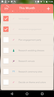 Wedding Planner Screenshot