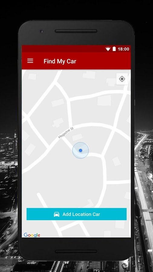 Find My Car- screenshot