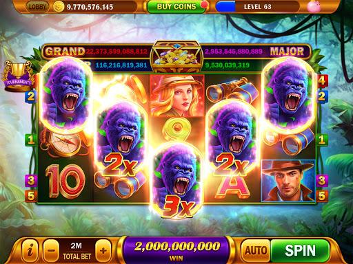 Golden Casino: Free Slot Machines & Casino Games 1.0.384 screenshots 10