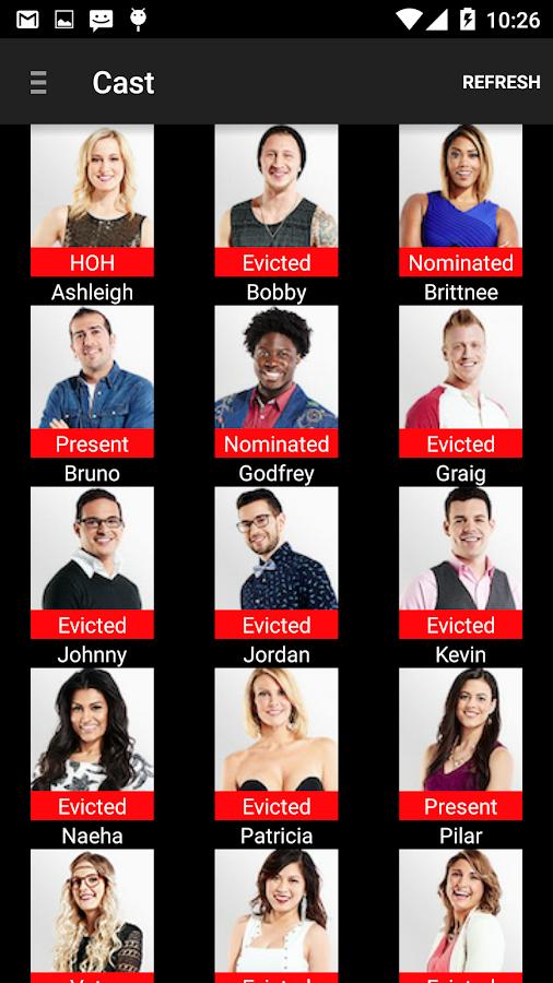 Pocket Big Brother - Season 17 - screenshot